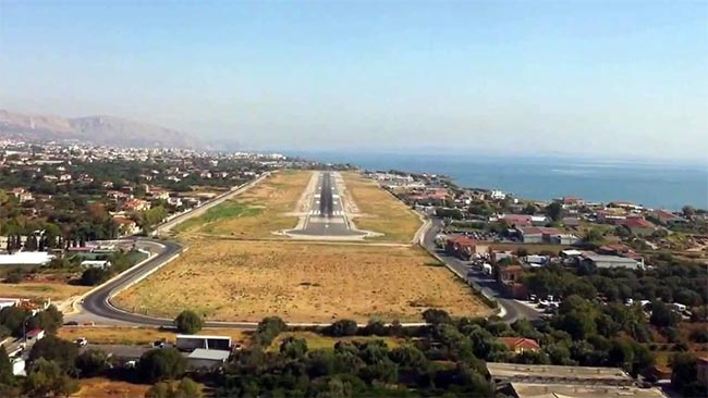 Chios Airport JKH