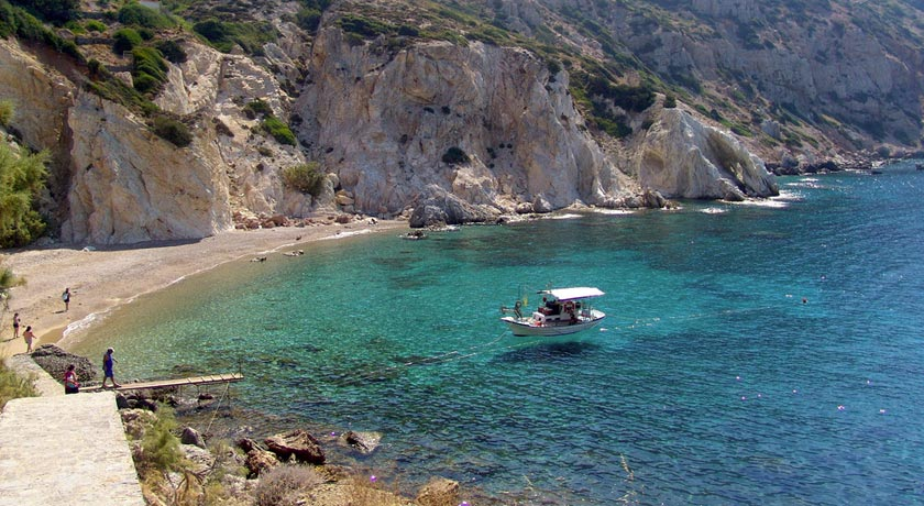Vroulidia Beach - Chios