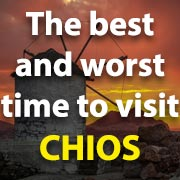 Best time to visit Chios