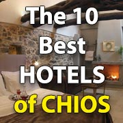Best Hotels in Chios