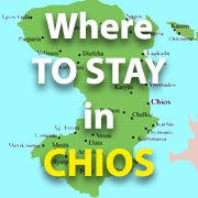 Where to stay in Chios
